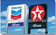 Chevron and Texaco cards accepted