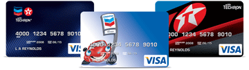 Chevron Texaco Visa
